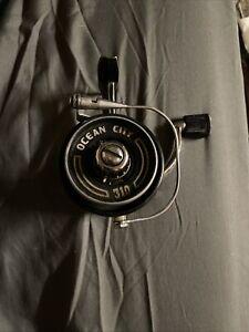 Vintage Ocean City 310 Spinning Reel. Works As It Should!