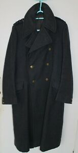 RAF great coat 35-37'' 5'9 - 5'10, Dr Who Captain Jack Harkness