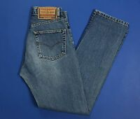 Diesel Fellow 757 w28 L30 tg 42 jeans dritto hot mom donna usato vintage T1303