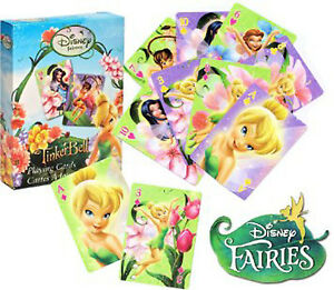 Disney Fairies Playing Cards NEW