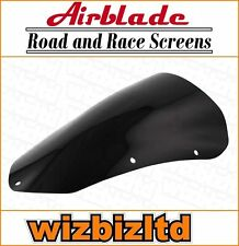 APRILIA RSV 1000 Tuono Factory 2004 light teinté Double Bubble Airblade Screen
