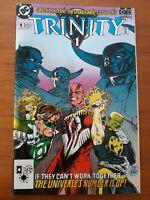 Trinity 1   - DC Comics 1993 - Green Lantern/Legion/Darkstars - DC Universe