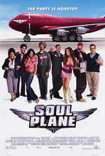 SOUL PLANE Movie POSTER 27x40 Method Man Tom Arnold Angell Conwell Snoop Dogg