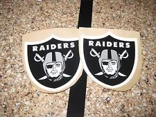 Oakland Raiders  3M football helmet decals and stripe 20 mil