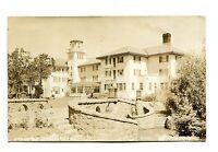 Vintage Postcard RPPC COLUMBIA GORGE HOTEL Oregon exterior