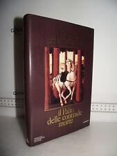 LIBRO Carlo Fruttero Franco Lucentini IL PALIO DELLE CONTRADE MORTE 1^ed.1983