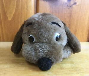 "R Dakin 1973 Mini 6"" Drooper Dog Plush Vintage Stuffed Animal"
