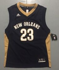NBA New Orleans Pelicans Anthony Davis Adidas Jersey Youth Medium Retail  50 9d64d09ec