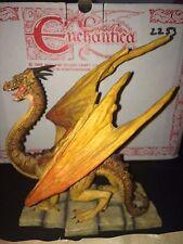 "Mangra ""Desert Dragon"" Enchantica #0178 Never Been Displayed - Lot #1"