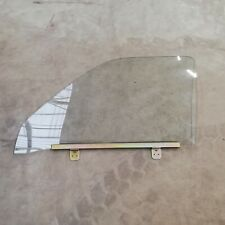 Glasscheibe Tür vorne links klar Kadett C 4-türig  ORIGINAL OPEL 163204