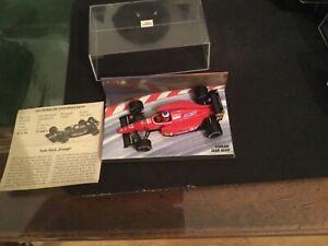 F1 ferrari 1992 gode editionJean ALESI Minichamps 1/43 eme formule 1