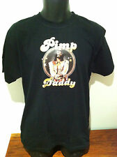 PIMP DADDY Transfer Logo T-SHIRT NEW OFFICIAL MERCHANDISE Sizes SM,MED & XL