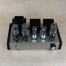DIY Tube amp kit 6P3P + 6N8P Single Ended Tube Power amplifier kit HL-132