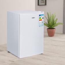 Kühlschrank mit Gefrierfach Kühl Schrank Gefrierkombination 123L A+ Freistehend