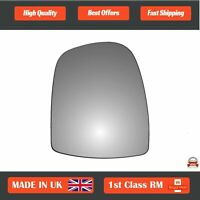 Vauxhall Vivaro 2001-2013 Right Driver Side Convex wing mirror glass 62RS