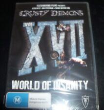 Crusty Demons Volume XVII (17)World Of Insanity (Australia Region 4) DVD – New