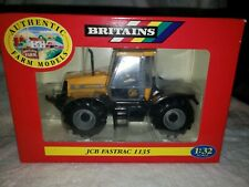 * JCB Fastrac 1135 Farm Tractor 1/32 Scale Britains Ertl Toy #9440  NEW!