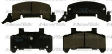 Disc Brake Pad Set Front Auto Extra AXMD289