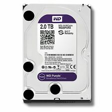 "WD 2TB Purple Surveillance Sata HD 3.5"" WD20PURX"