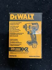 DEWALT DCF887B 20-Volt MAX XR 3-Speed 1/4 in Impact Driver Tool New