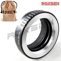 Roxsen Carl Zeiss M42 screw mount lens to Leica M L/M Mount Adapter M-E Type 240