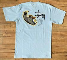 Stussy Vespa T-Shirt Vintage 90s