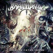 "Brain Drill ""Quantum Catastrophe"" [Digipak] CD 2010 beneath the massacre carcass"