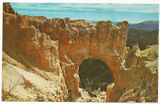 Natural Bridge,Bryce Canton National Park,Utah,Unused/Unmailed Vintage Postcard