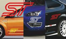 2 x Ford ST 001