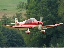 DR-100 Jodel DR100 Series Airplane Wood Model Small