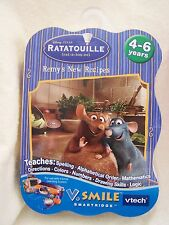 *V Smile Smartridge RATATOUILLE RENNY'S NEW RECIPES  NEW