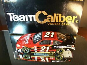 Ricky Rudd #21 Motorcraft US Air Force 2003 Ford Taurus TC Owner's 1 of 300