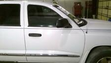 05-11 Dakota Front Right Passenger Door Bright White PW7 Small Ding Very Clean