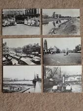 Old unsent postcards 1978 views of Boston, Lincolnshire dated 1887 -1911