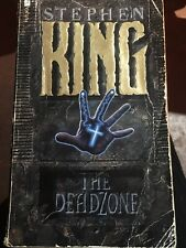 Stephen King -  The Dead Zone - Book horror, Pb Book