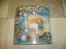 """Figurine THUNDERCATS: LION-O """"THUNDER LYNX""""- BANDAI NEUF"""