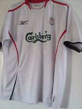 Liverpool 2004-2005 Away Football Shirt Size XL /41603