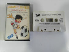 CAMPEONES OLIVER Y BENJI SERIE TV CINTA TAPE CASSETTE FIVE 1990 SPANISH EDITION