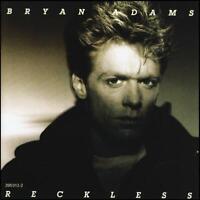 BRYAN ADAMS (2 CD) RECKLESS w/BONUS Trax AND.... BONUS LIVE CD *NEW*