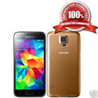 Samsung Galaxy S5 SM-G900F 16GB 4G Unlocked Smartphone GOLD UK STOCK GRADE A+++