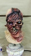 Jason hell mask cowl no hockey halloween cosplay costume movie zombie monster