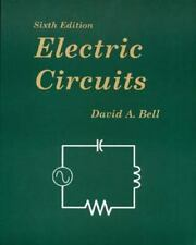 Electric Circuits by Bell, David A.