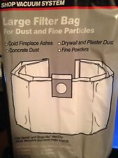 Genie Wet/Dry Vac Fine Dust Filter (2) 2-Packs Model 6103