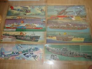 L144 Job Lot No.6 of Eagle Cutaways - Various Subjects *Take a Look*