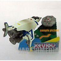 RARE! Namcole Xevious Package type Mini Figure Namco JAPAN NES FAMICOM