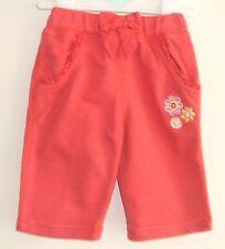TU No Pattern 100% Cotton Girls' Trousers & Shorts (0-24 Months)