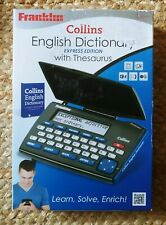 Franklin Collins DMQ-221 Dictionary Express Edition Never Used.