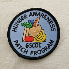 RARE Girl Scouts Hunger Games Awesomeness Program Patch GSCOC Food Drive Boy BSA