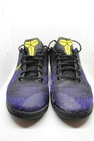Lakers City Edition Nights Nike Mamba Rage Kobe Bryant Black Gold Purple SZ 11.5