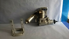 RC Four Stroke Engine Saito 180 with Muffler and Motor Mount